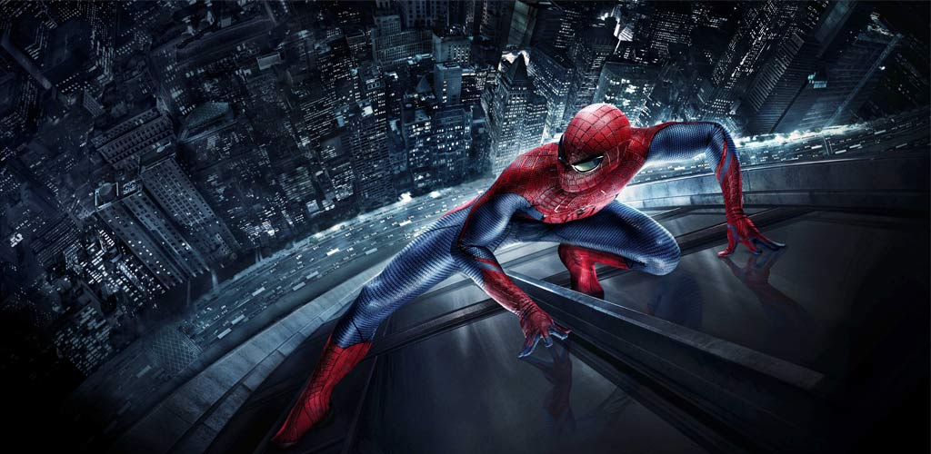 The Amazing Spider Man Live Wallpaper Download Zone 1024x500