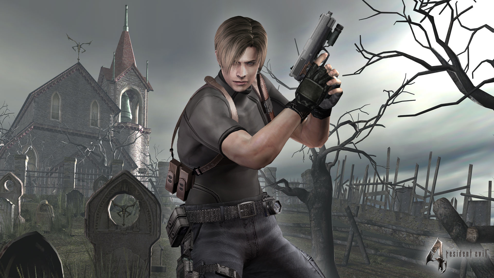 Resident Evil 4 HD Wallpapers and Background Images   stmednet 1920x1080