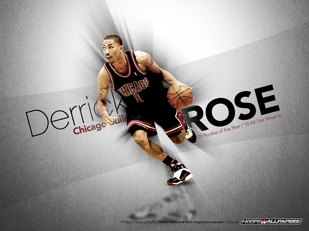 Pics Photos   Derrick Rose Mvp By Angelmaker666 Chicago 1024x768