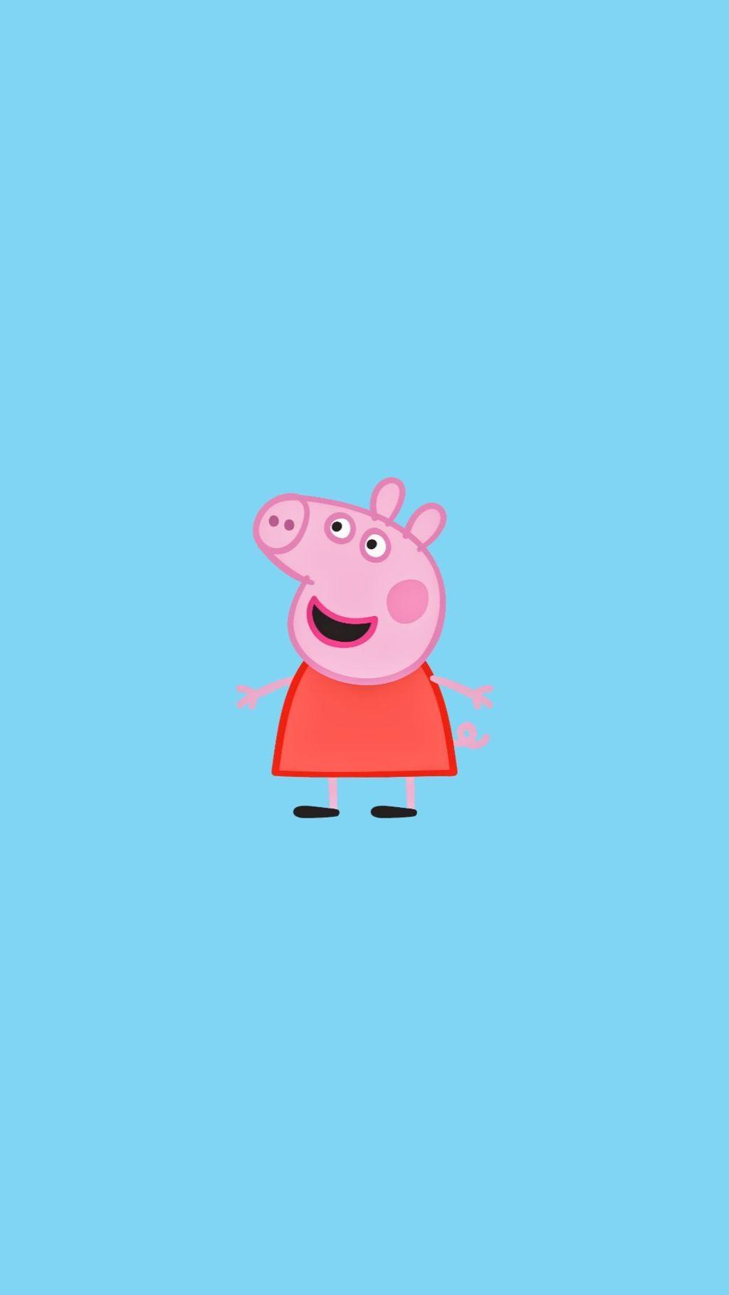 Peppa Pig iPhone Wallpapers   Top Peppa Pig iPhone 1024x1818