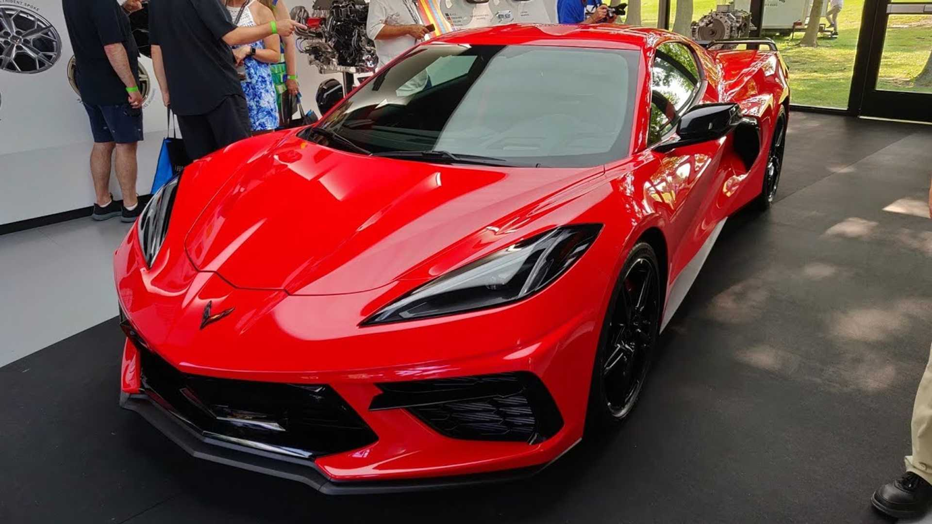 download 2020 Corvette Stingray Z51 Gets The Walkaround 1920x1080