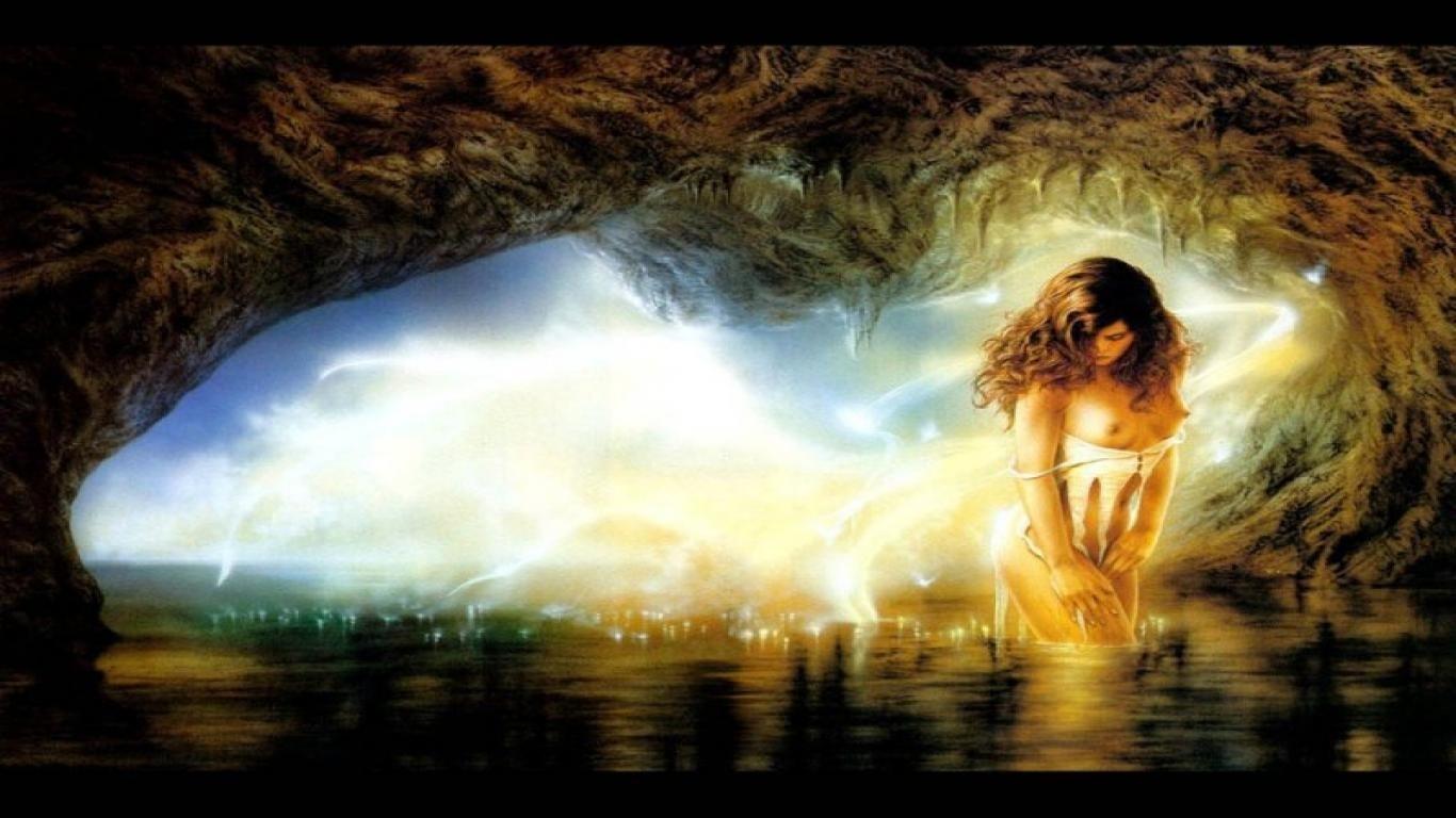 75 wallpaper fantasy art on wallpapersafari - Fantasy desktop pictures ...