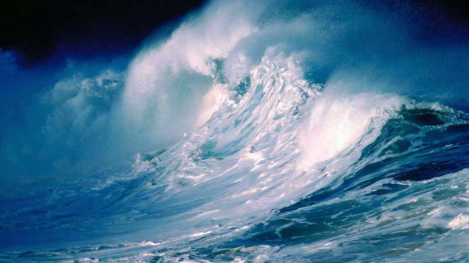 Ocean Scene Wallpaper 1920x1080