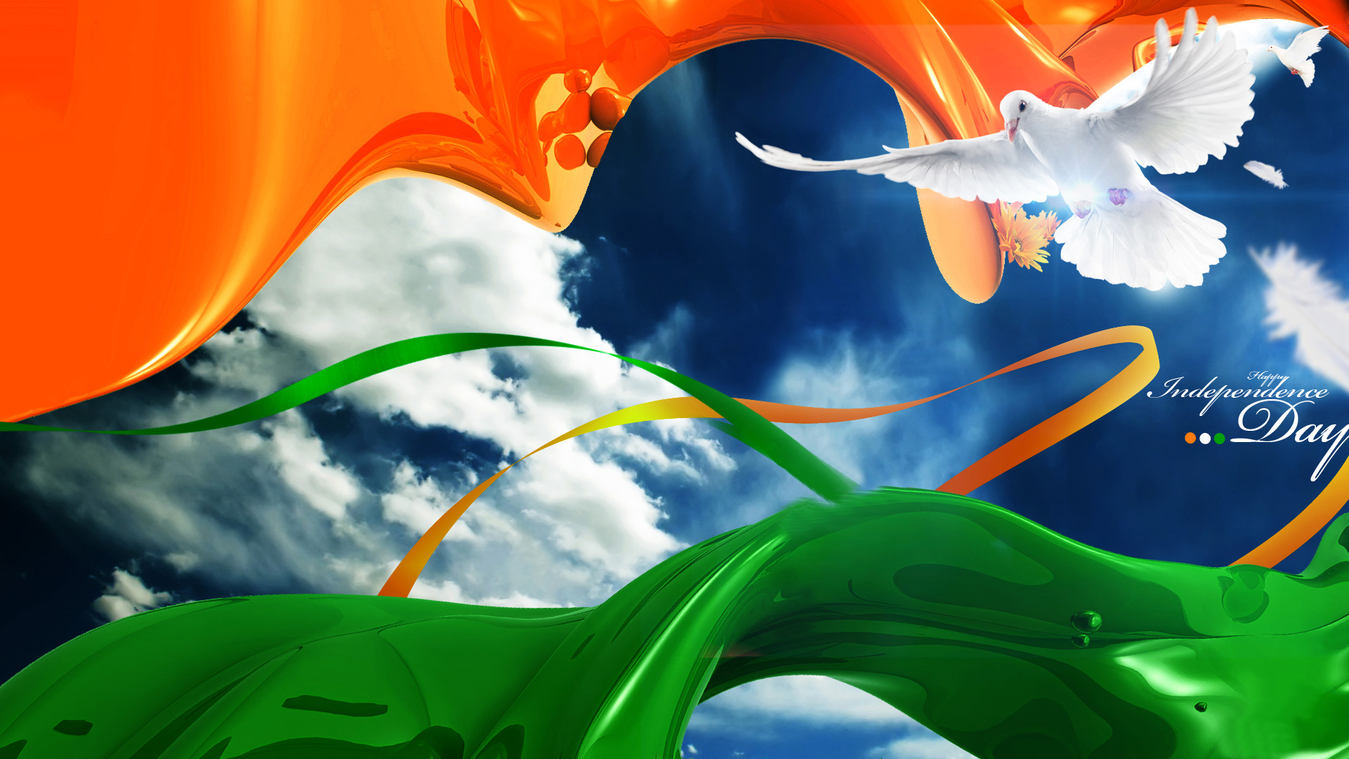 indian latest best design flag for republic day HD desktop wallpapers 1920x1080