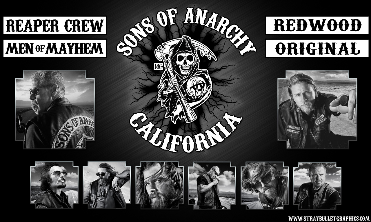 Free Download Serie Sons Of Anarchy Page 2 1280x768 For Your