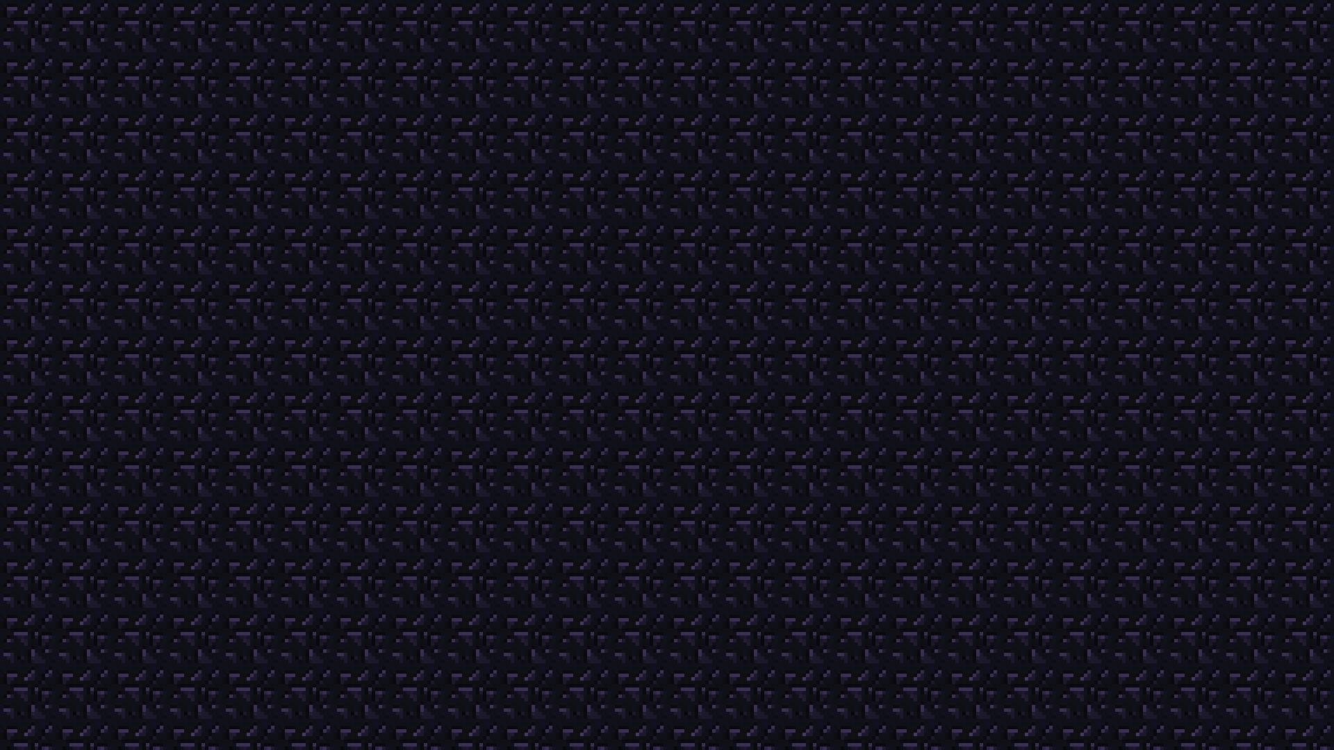 download Minecraft Obsidan Block Wallpaper [1920x1080] for 1920x1080