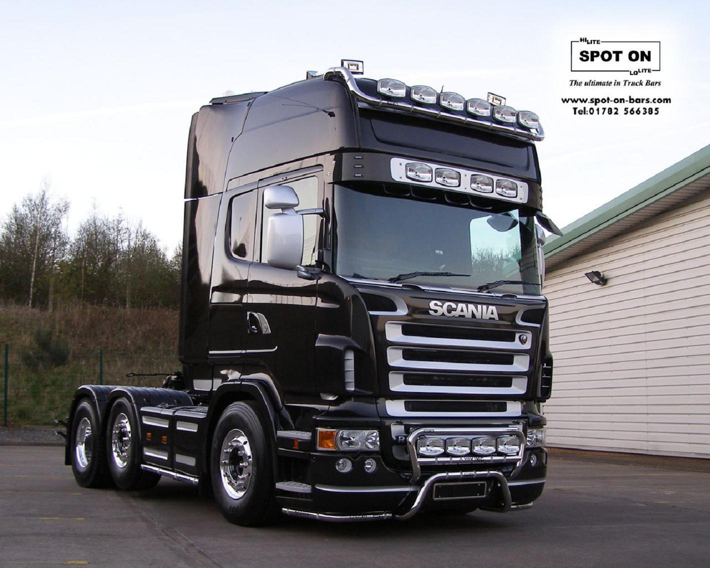 Scania Trucks Wallpapers 1420x1136