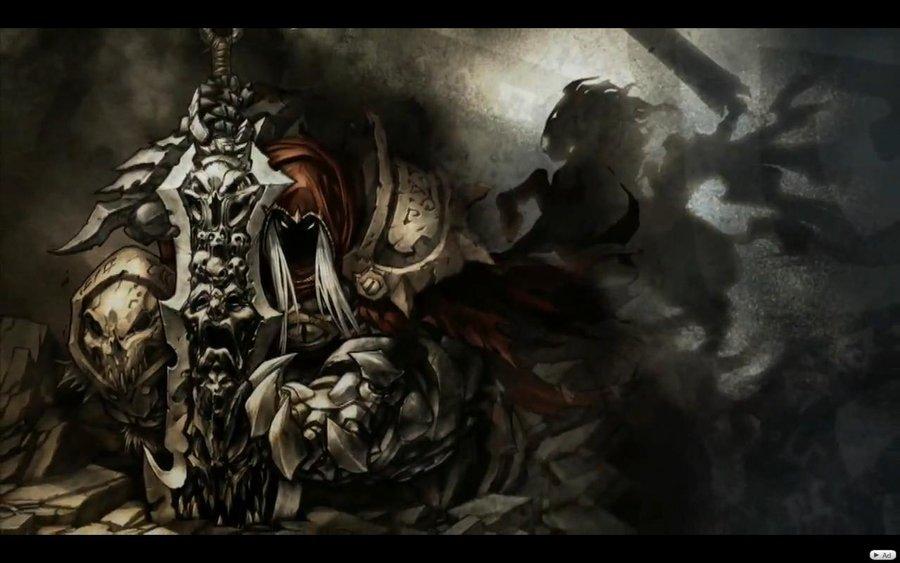 Darksiders Wallpaper by 1WingedRonin 900x563