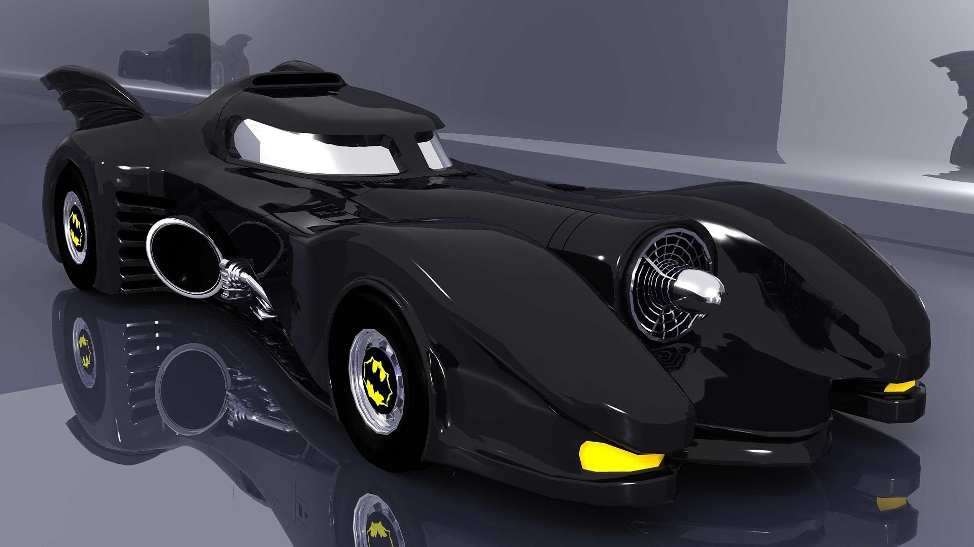 Batmobile   Wallpaper 40800 1920x1080