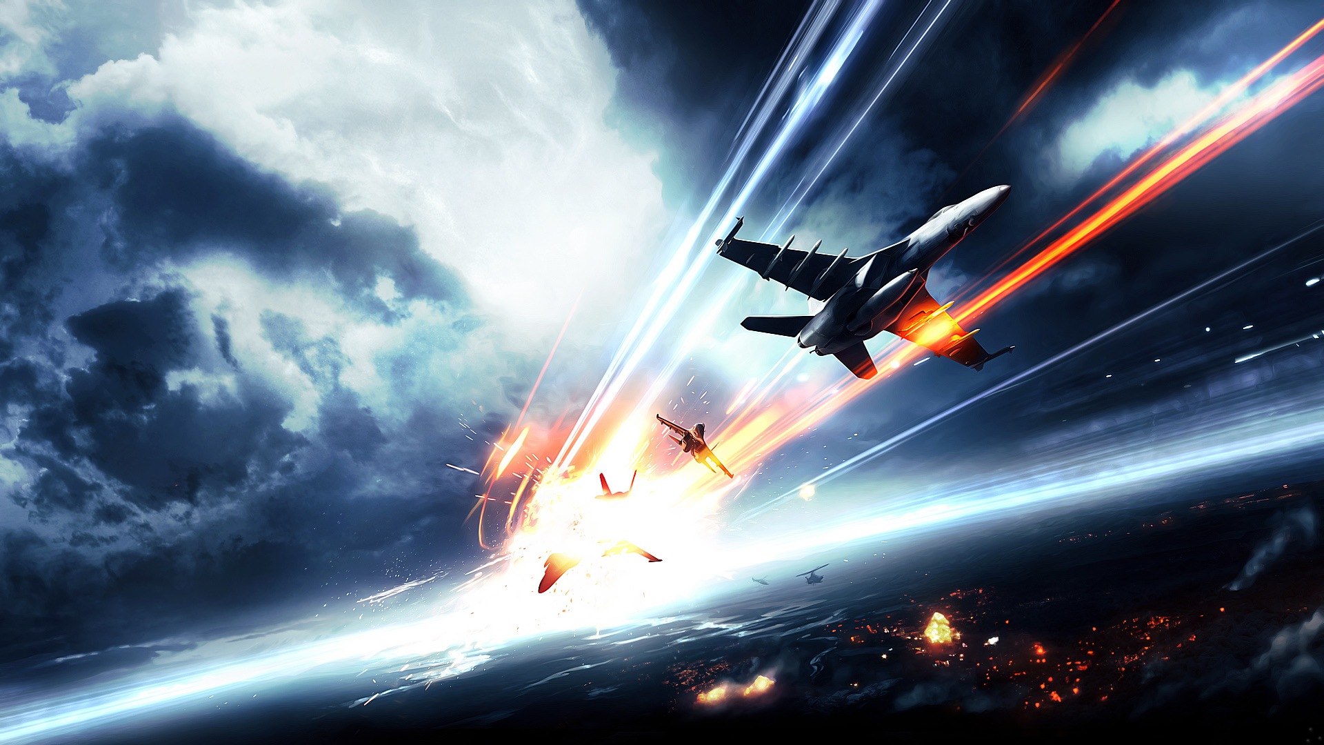 Battlefield 3 Jets Wallpapers HD Wallpapers 1920x1080