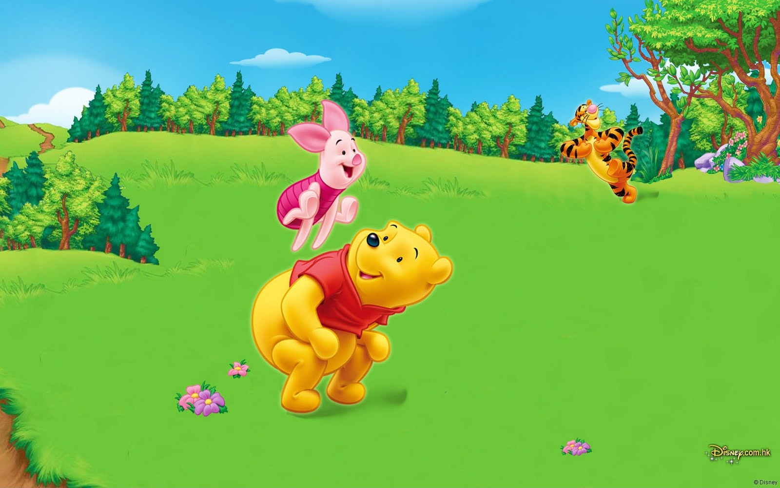 Winnie the pooh wallpapers wallpapersafari wallpapers photo art winnie the pooh wallpaper hd wallpaper 1600x1000 voltagebd Image collections