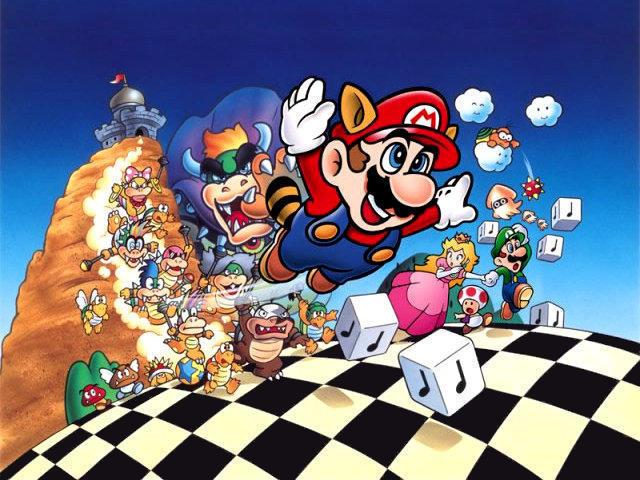50+] Super Mario Bros 3 Wallpapers on WallpaperSafari