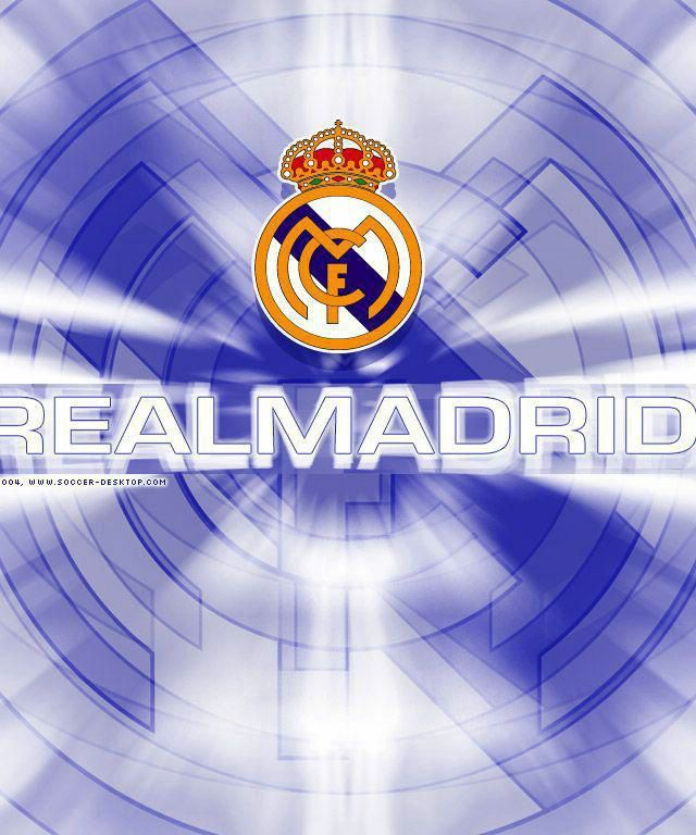 Real Madrid FC Real Madrid FC Wallpaper 640x960 640x768
