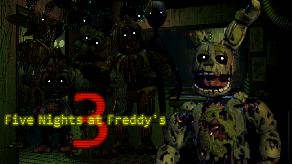 download five night at freddy 3 free