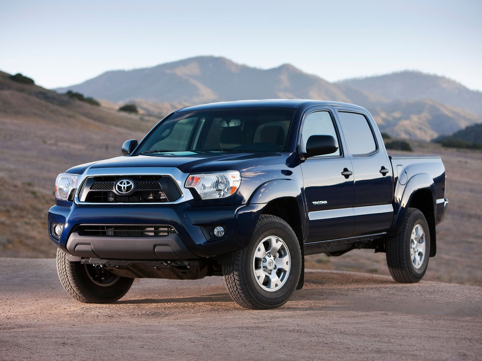 2012 Toyota Tacoma Wallpaper 1 Car Walls 1600x1200