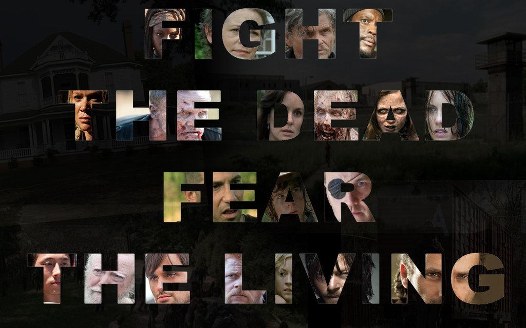 Free Download The Walking Dead Fight The Dead Fear The