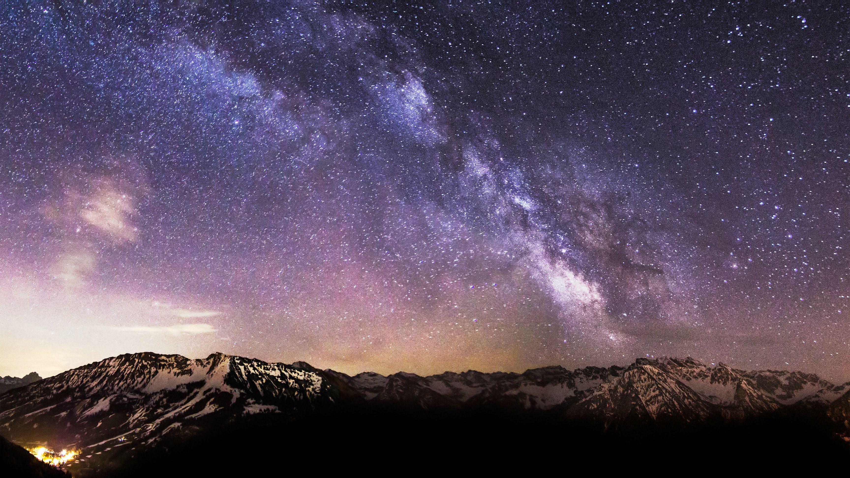 Amazing Milky Way Wallpapers: 4K UHD Wallpapers