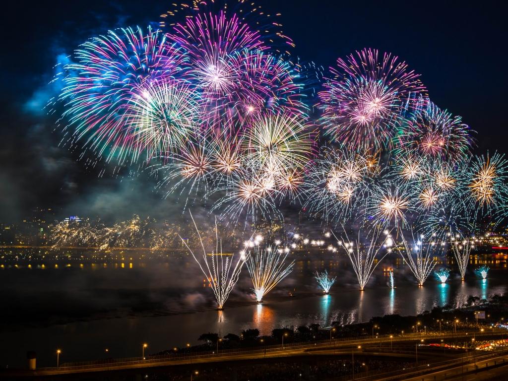 Sydney New Year Fireworks 2020 4k Uhd Kzqcxqnewyearland2020info 1024x768