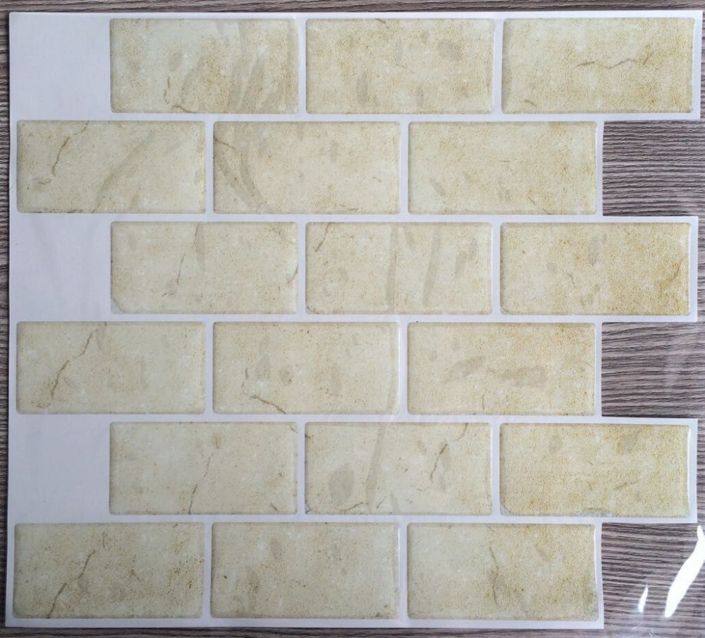 Self stick wallpaper squares wallpapersafari for Peel and stick wallpaper squares