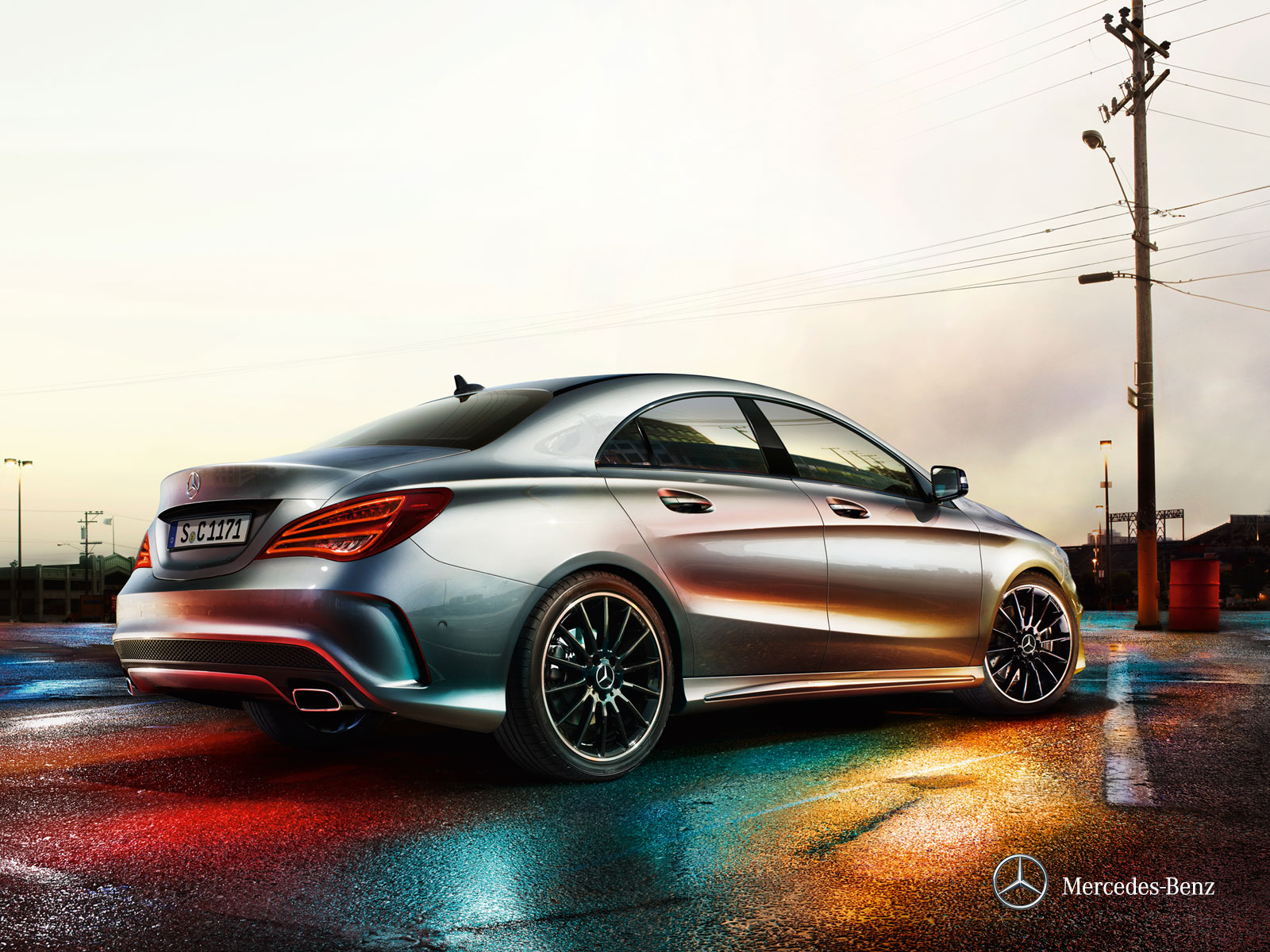 Mercedes Benz Cla 250 Wallpaper 23 images on Genchiinfo 1600x1200