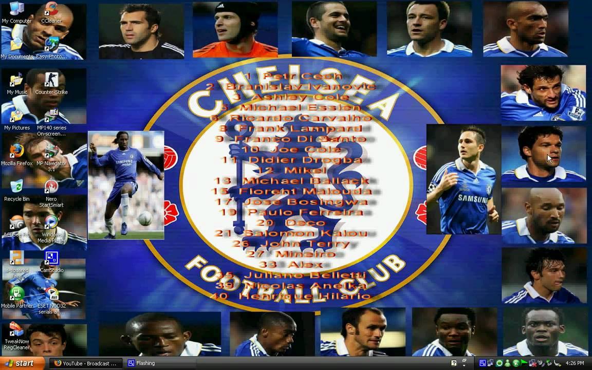 Cool Chelsea FC Desktop Wallpaper 1152x720