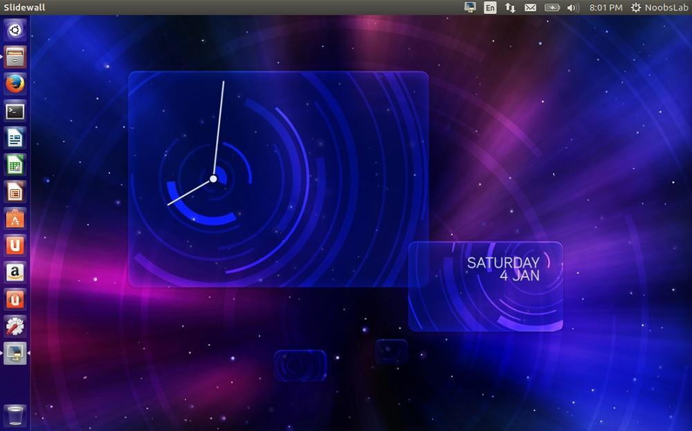 To install Slidewall in UbuntuLinux Mint open Terminal Press Ctrl 1000x624