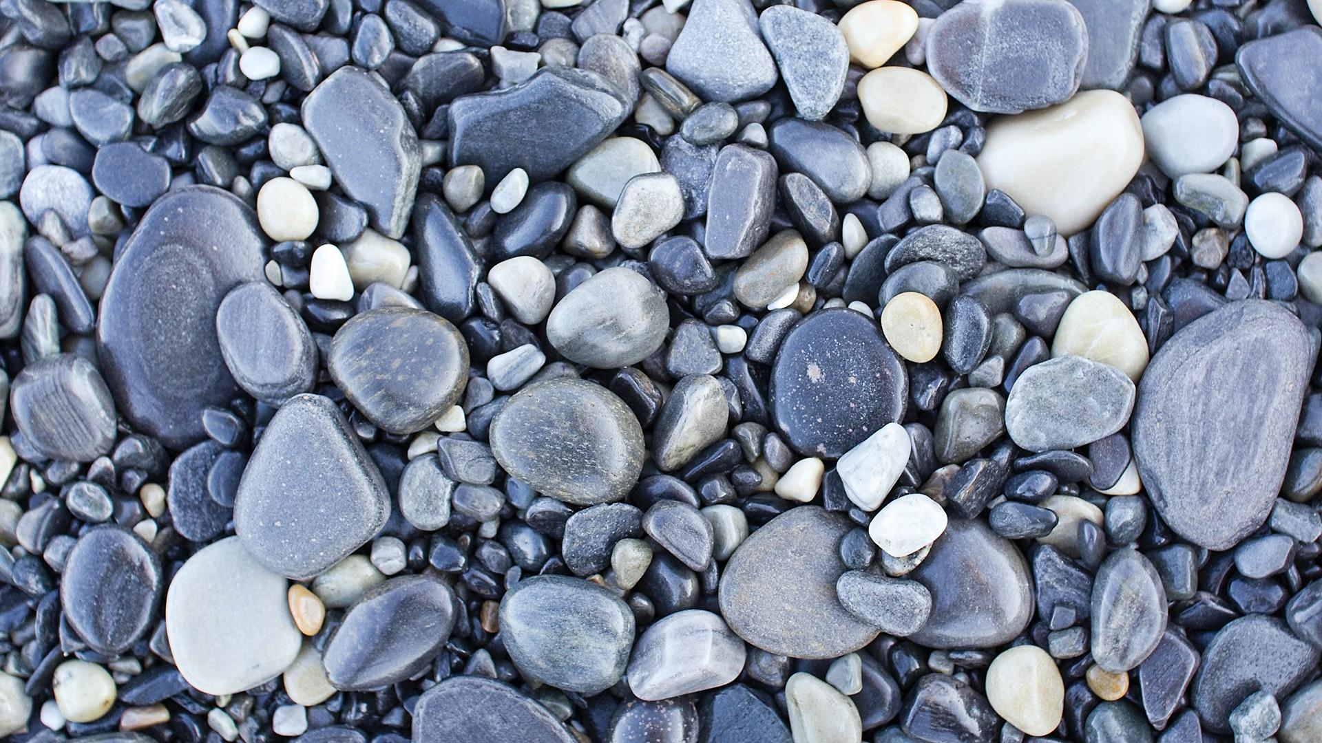 River Rocks HD Wallpaper 1920x1080