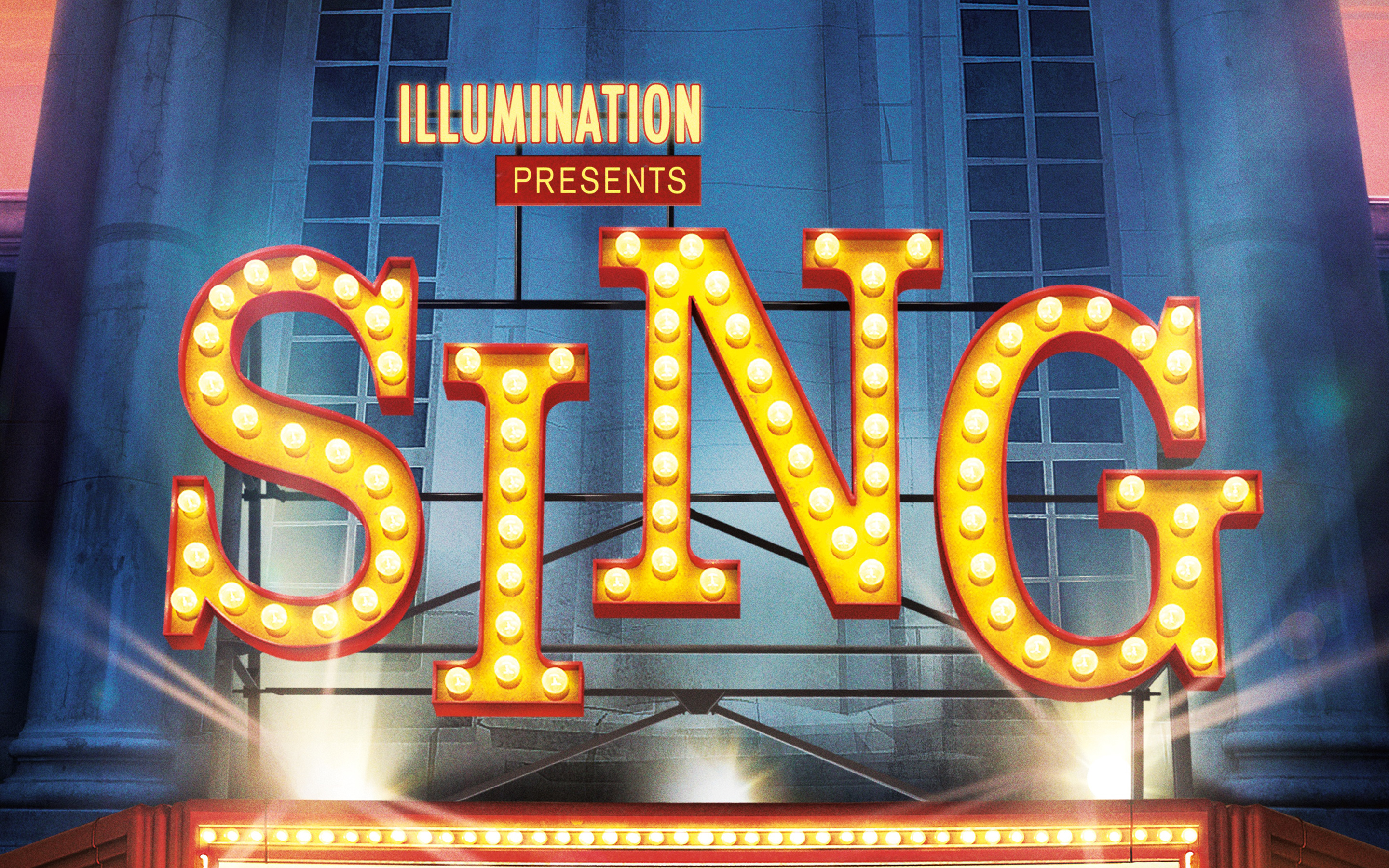 Sing   Illumination Presents Sing Wallpaper 40419548 2880x1800