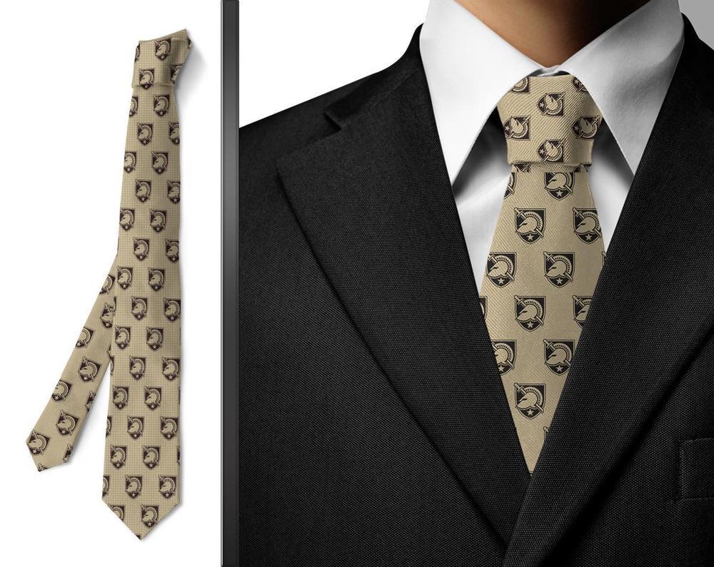 Army Black Knights Wallpaper Tie Gold eBay 1000x795