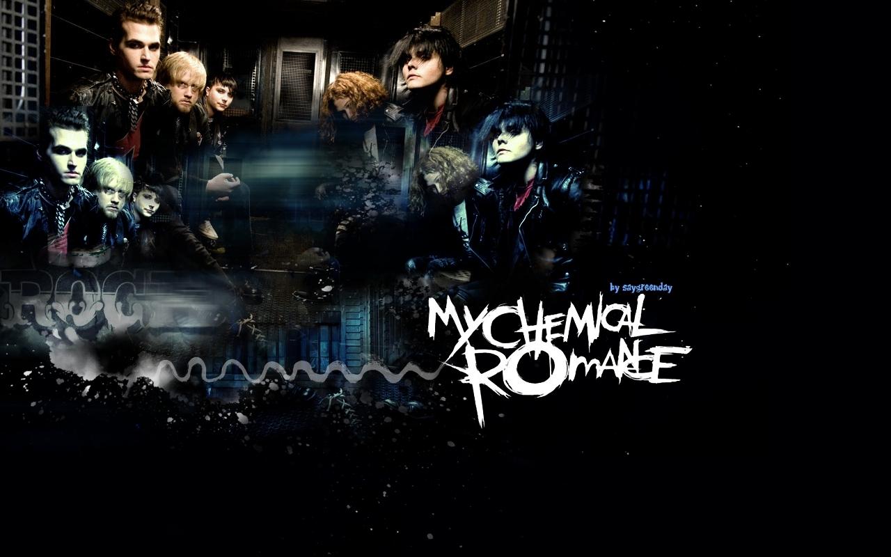 MCR Wallpaper   My Chemical Romance Wallpaper 17764519 1280x800