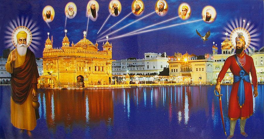 Ten Gurus Wallpapers - WallpaperSafari