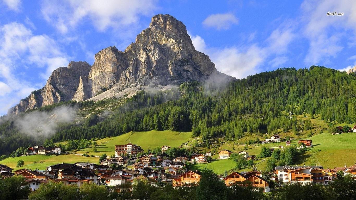 Bolzano   Italy wallpaper   World wallpapers   48373 1366x768