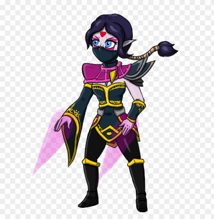 templar assassin PNG image with transparent background TOPpng 840x859