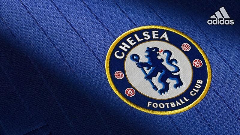 Name: Chelsea Football Club 2015-2016 Adidas Jersey Badge HD Wallpaper