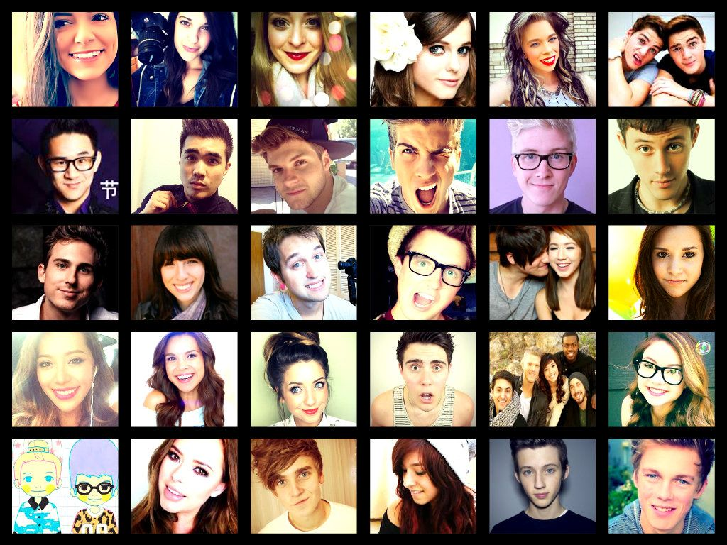 Famous Youtuber Wallpapers   Top Famous Youtuber Backgrounds 1024x768