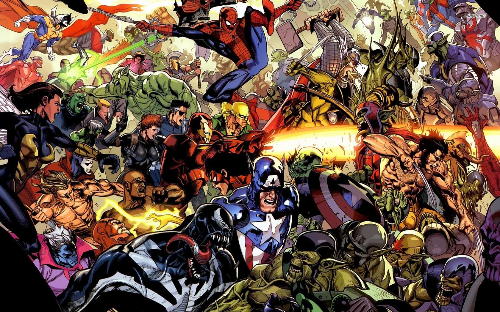 Marvel HD Wallpapers Best 4301 Wallpaper gamejetzcom 1680x1050