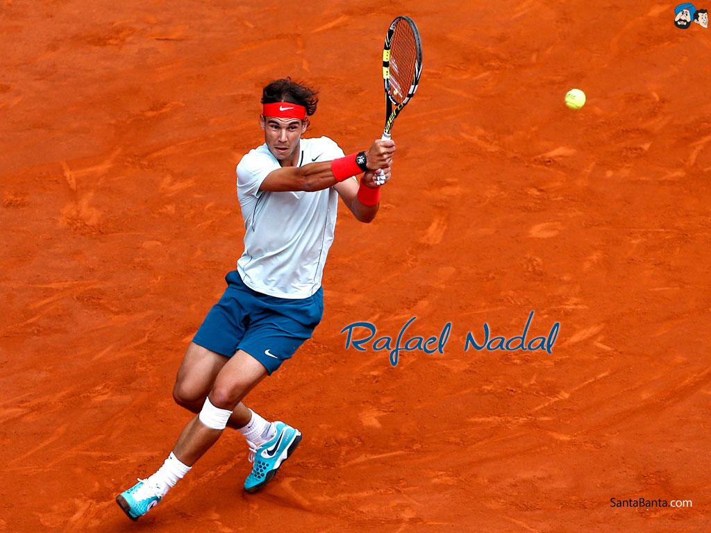 Rafael Nadal Wallpaper 25 1024x768