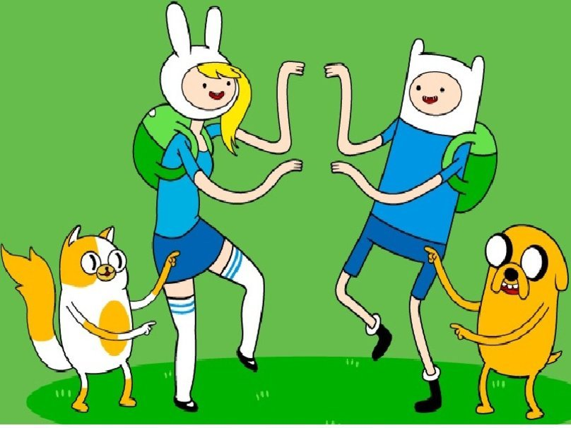 ADVENTURE TIME WITH FINN FIONNA JAKE AND wallpaper   ForWallpaper 808x606