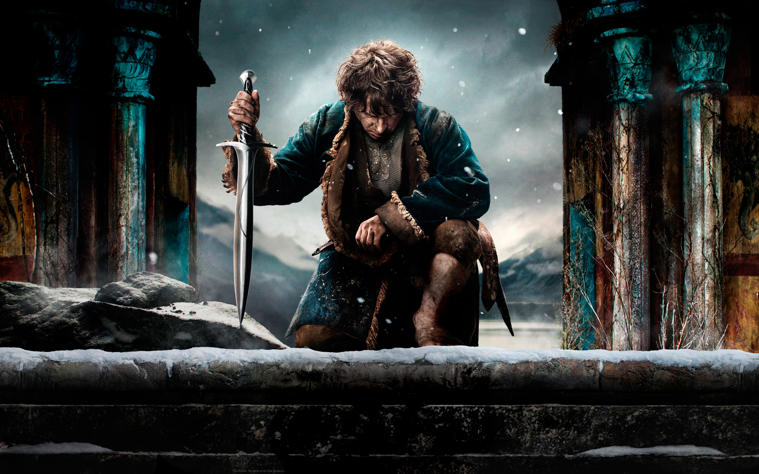 The Hobbit The Battle of the Five Armies Movie Exclusive HD Wallpapers 2560x1600