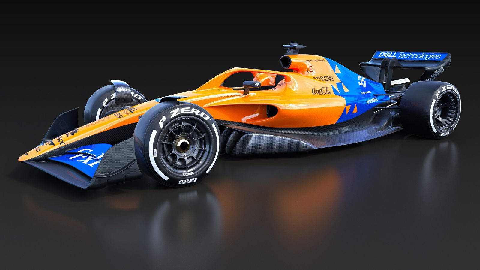Check out the new look cars budget cap confirmed for 2021 F1 season 1600x900