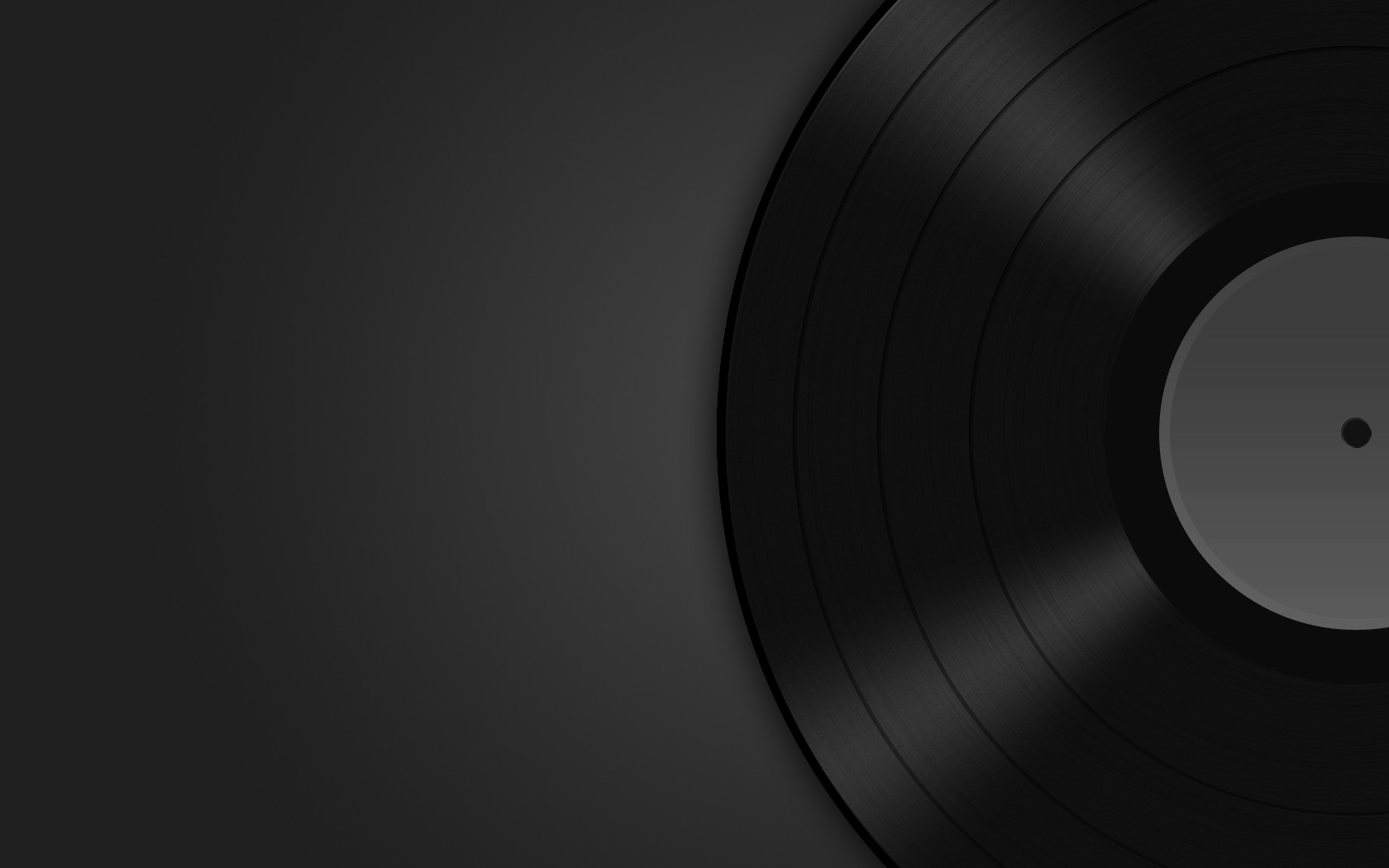 Music Wallpaper Amazing Hd Shattered Vinyl Hd Wallpaper 1680x1050
