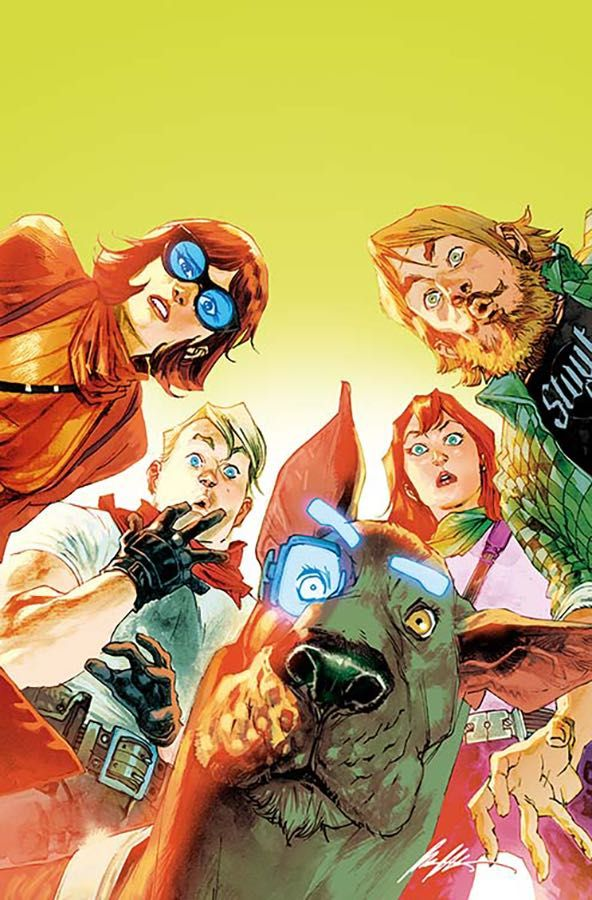 Scooby Doo comics wallpaper dc world Scooby doo mystery 592x900