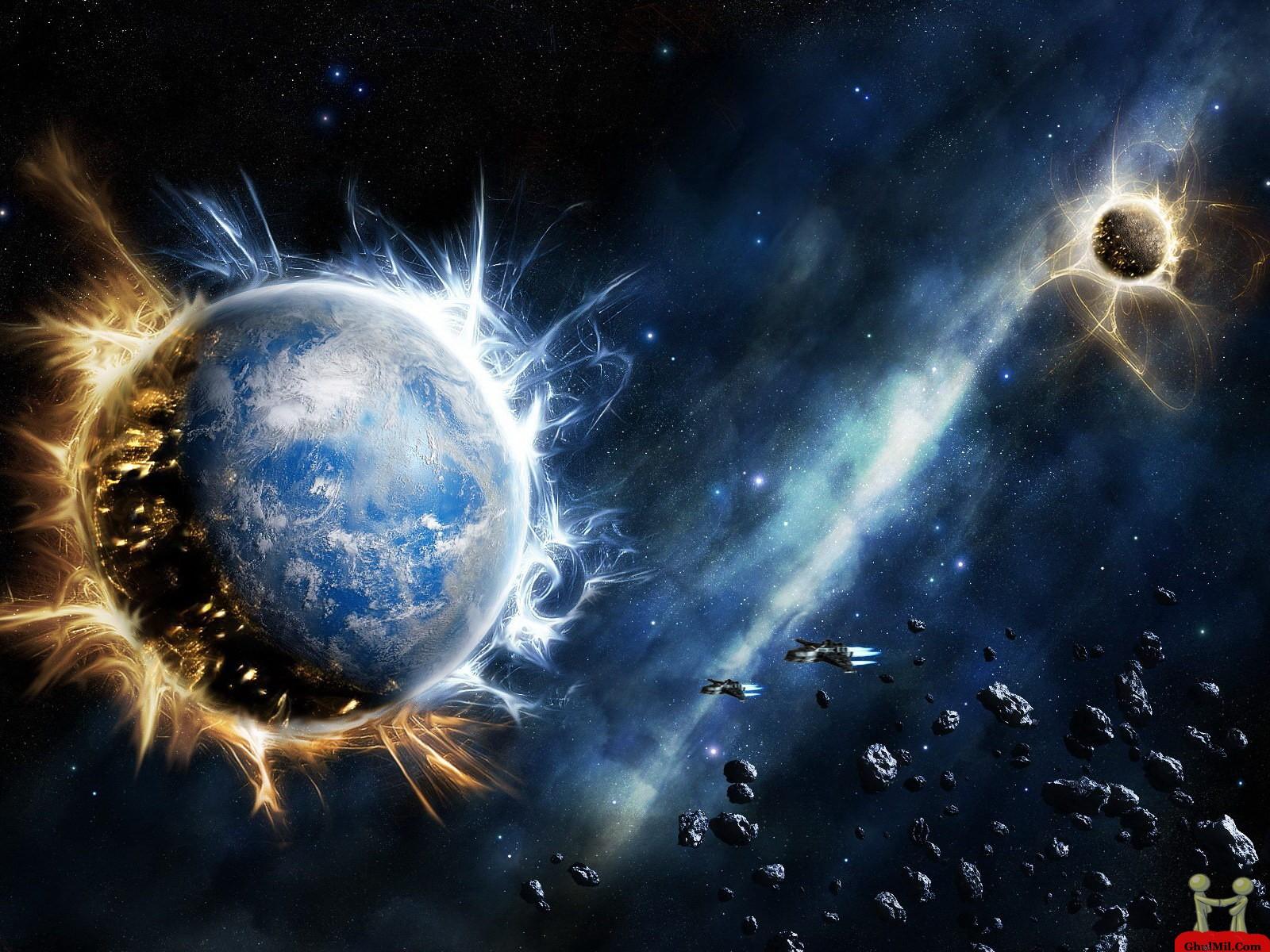 3D Planets Desktops Wallpapers HD Wallpapers Download 1600x1200