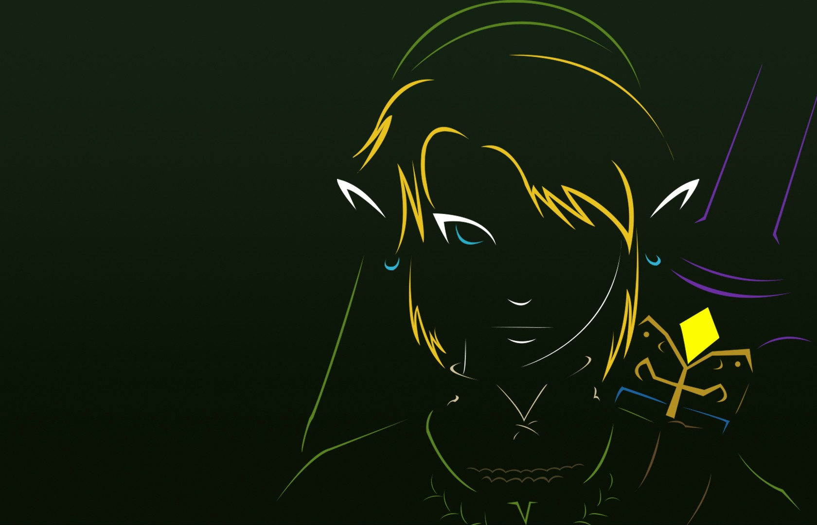 76] Zelda Desktop Wallpaper on WallpaperSafari 1680x1080