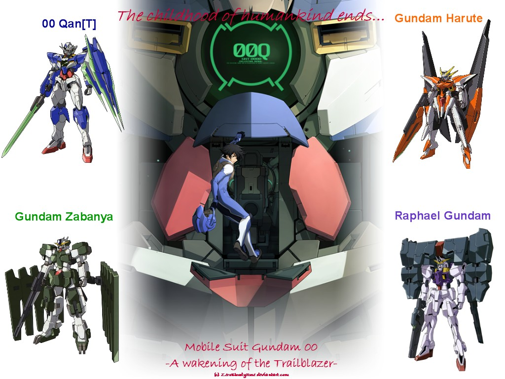 73 Gundam 00 Movie Wallpaper On Wallpapersafari