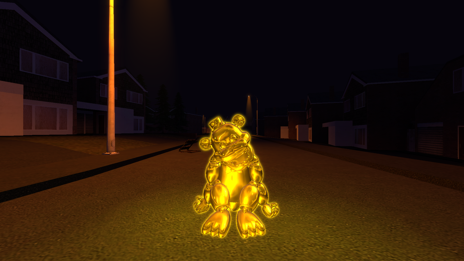 REAL Golden Freddy by Harejules 1600x900