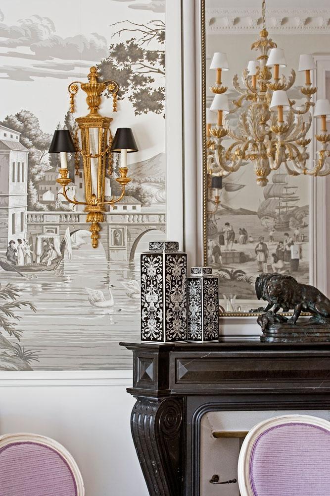 de Gournay hand painted wallpaper Decor Pinterest 667x1000