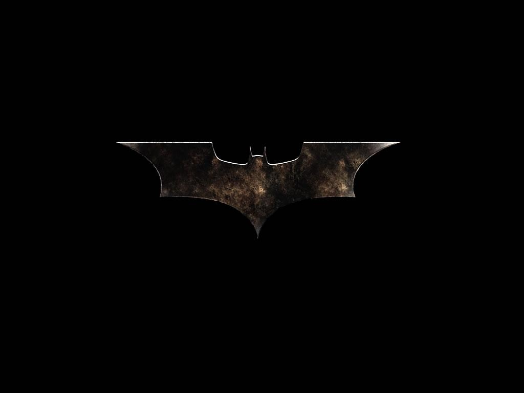 aka The Dark Knight and Worlds Greatest Detective HD Logo Wallpaper 1024x768