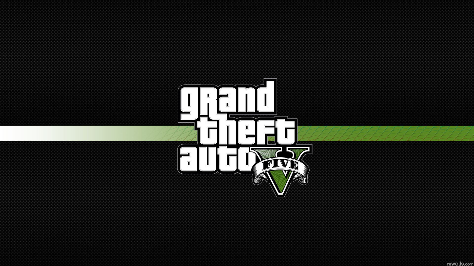 Grand theft auto V black wallpaper hd wallpapers and images 1920x1080