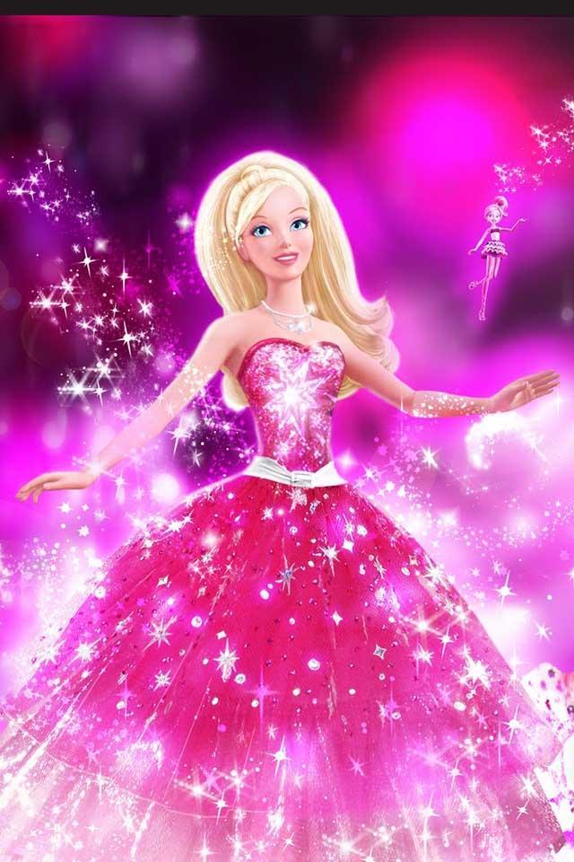 Wallpaper by barbie in hd wallpapersafari - Barbie doll wallpaper free download ...